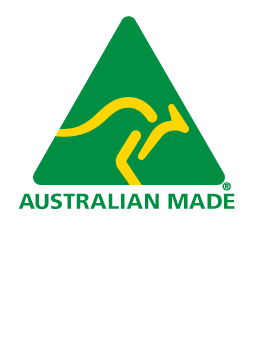 Australian made logo and the APPA logo